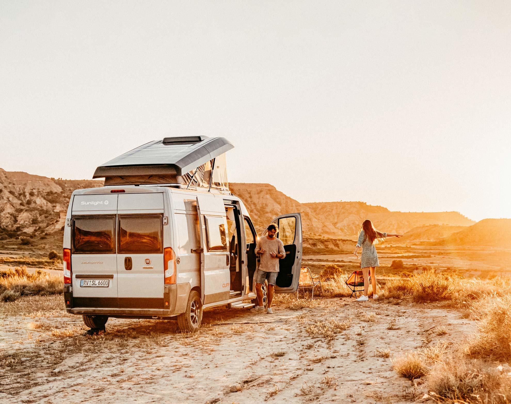Wohnmobil mieten für deinen Urlaub!