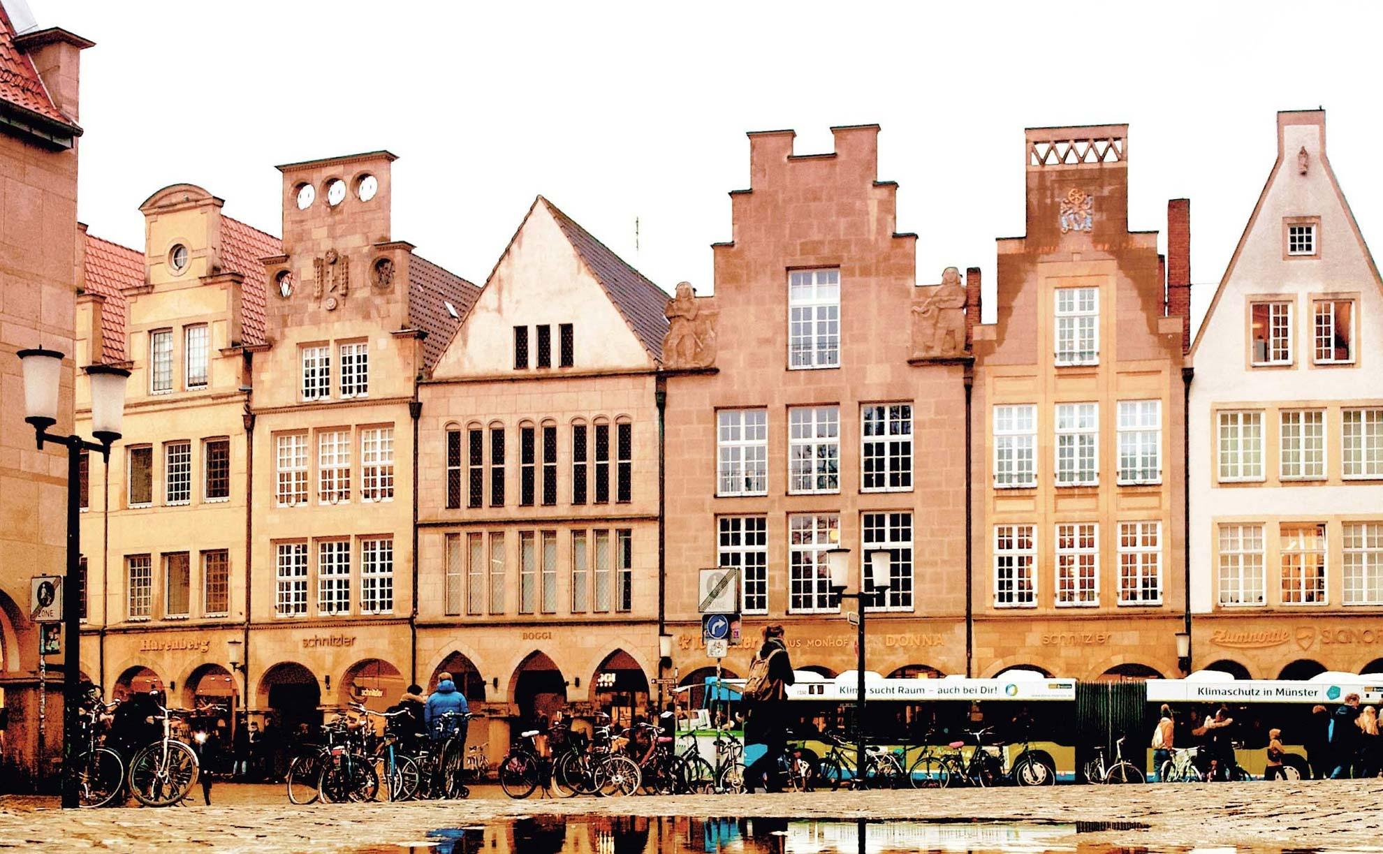 Jetzt Wohnmobil mieten in Münster